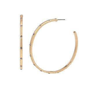 🆕 ALLSAINTS Large Round Hoop Earrings
